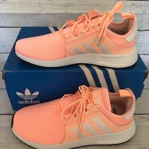 adidas Originals X_PLR Casual Shoes Clear Orange